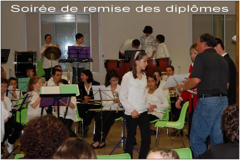 Concert des Diplômes 2010