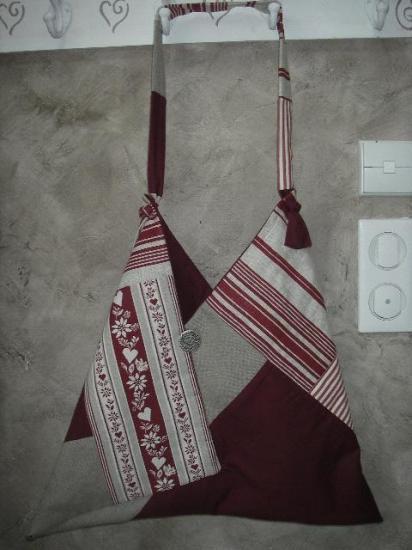 sac lin et coton