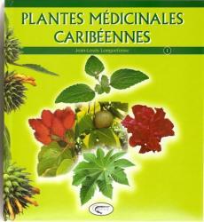 couverture Plantes médicinales caribéennes T1