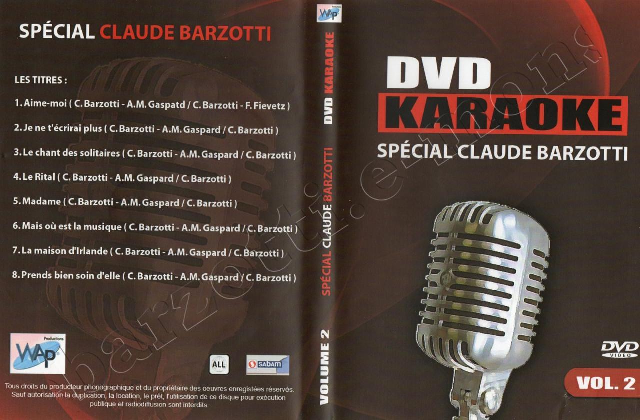 Jaquette du DVD