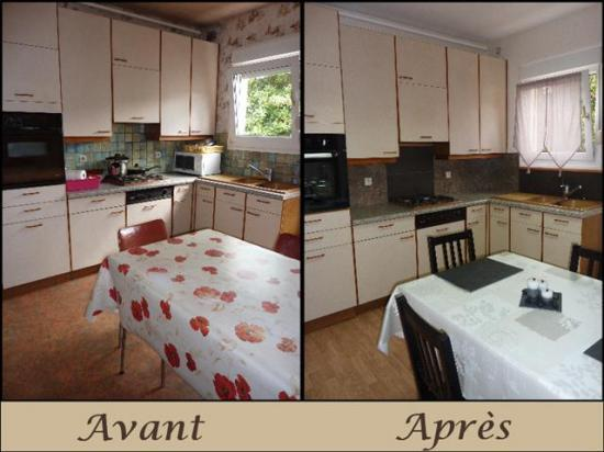 Avant apr s home staging evreux 27 eure haute normandie for Decorateur interieur home staging