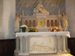Eglise de Marbotte