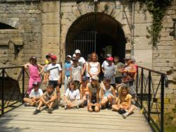 Entrée du fort de Liouville