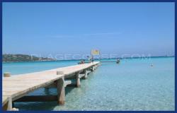 la spiaggia di santa giulia
