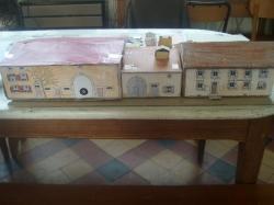 Maquette du village