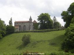 Eglise de SAINT MARTIAL LE MONT