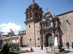 Iglesia la Merced - Cusco