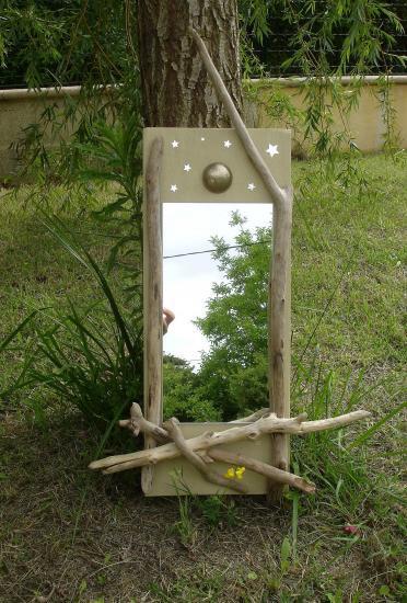 Miroir cath willow bois flottes for Miroir mon beau miroir dis moi