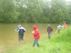 Pêche à la Meuse