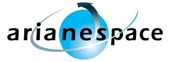 Logo d'Arianespace