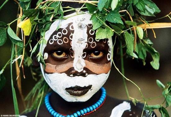 Femmes Afrique Maquillage Photos Citation Beauté