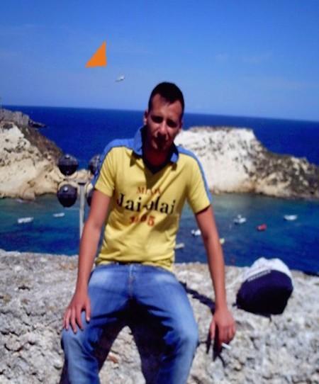 2010 Ovni en photo aux Îles Tremiti, en Italie