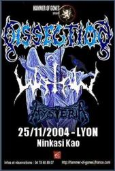 Dissection live 2004