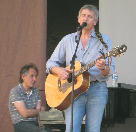 Yves Duteil en concert à Château-Thierry