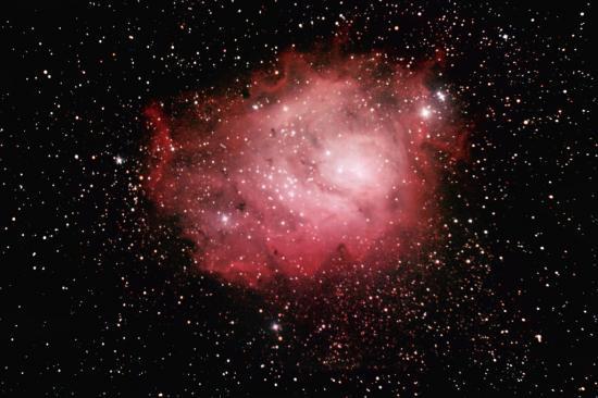 M8 (NGC 6523)