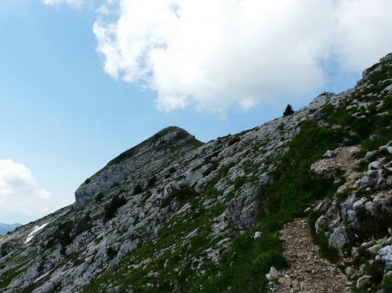 Le sommet du Grand Som approche !
