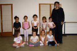 Cours d'éveil à la danse - 2007