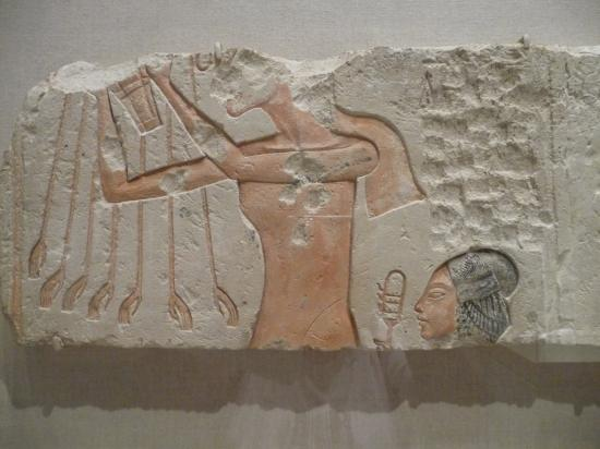 photo 8 Akhenaton et sa fille
