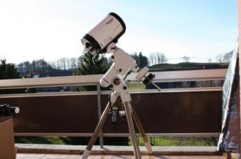 Telescope Meade sc8