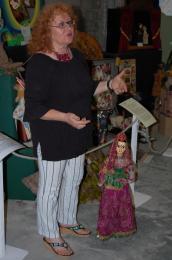 Chantal Maugis et sa passion