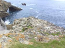 crochet de filet/Atalaye-rocher Vierge