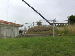 Atalaye-Musée;bloc; FN Gerat à l'ouest