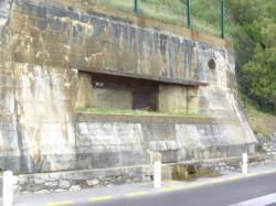 Pce d Galles:bloc 75 tire vers Bidart,Sud