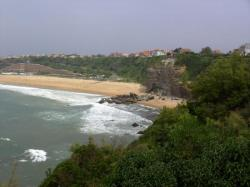 pointe St Martin/VVF,plages Adour