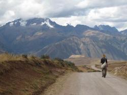 Vallee sagrado de los Incas