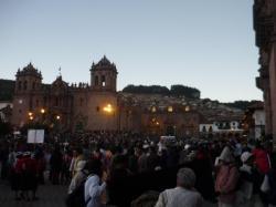 Cusco durante el Inti Raymi