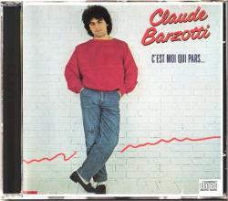 CD album C'est moi qui pars Canada
