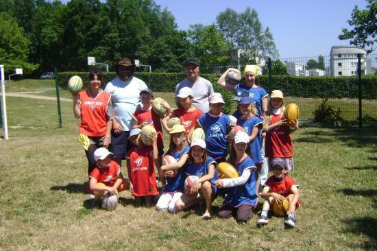 Journée rugby avec le Château-Thierry rugby Omois club