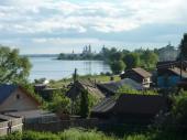Rostov, village tranquile de l'Anneau d'Or