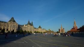 L'incontournable Place Rouge de Moscou