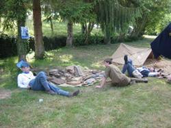 Belleau : Le repos du guerrier