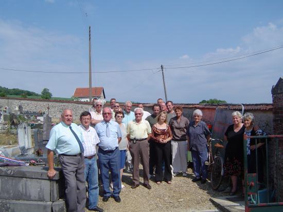 14 juillet : Cérémonie à Pargny la Dhuys