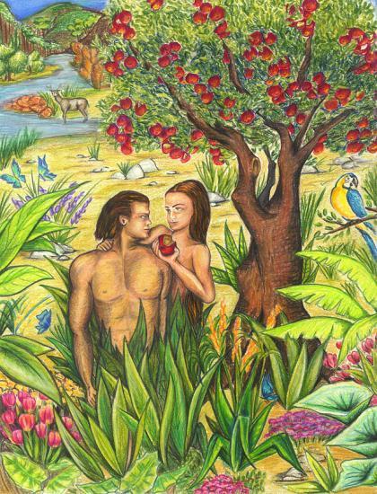 Résultats de recherche d'images pour «Adam et Ève»