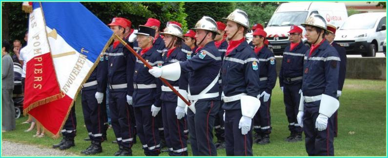 Les sapeurs pompiers...