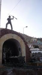 Monumento minero - Oruro