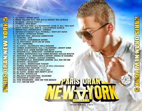 dj kayz paris oran new york 2010 gratuit